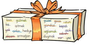 2. Sınıf Türkçe Ders Kitabı ADA Yayınları Sayfa 121 Ders Kitabı Cevapları