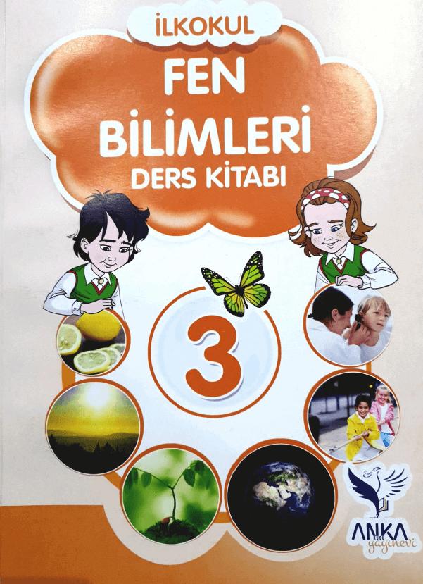 3. Sınıf Fen Bilimleri Ders Kitabı Cevapları Anka Yayınevi