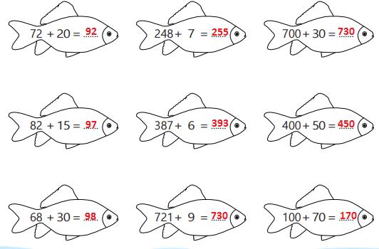 3. Sınıf Matematik MEB Yayınları Sayfa 40 Çalışma Kitabı Cevapları