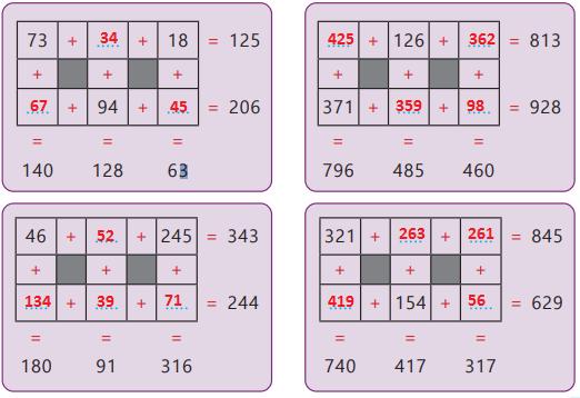 3. Sınıf Matematik MEB Yayınları Sayfa 41 Çalışma Kitabı Cevapları