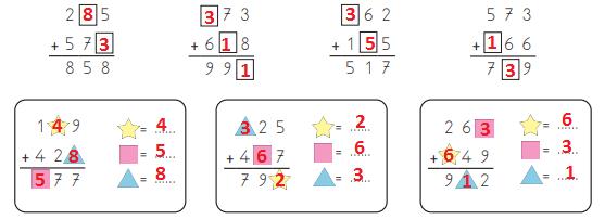 3. Sınıf Matematik MEB Yayınları Sayfa 70 Ders Kitabı Cevapları-111