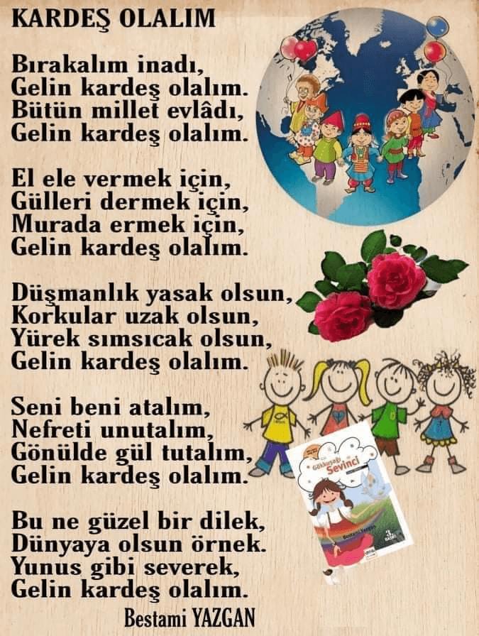 3. Sınıf Türkçe Gizem Yayıncılık Sayfa 32 Ders Kitabı Cevapları