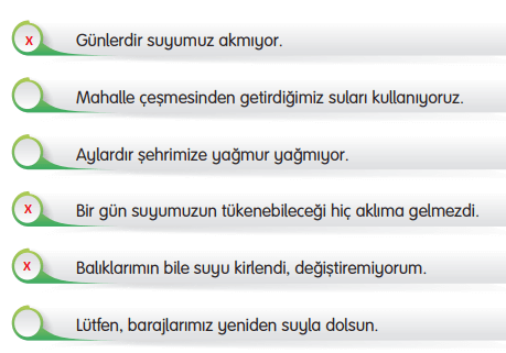 3. Sınıf Türkçe Gizem Yayıncılık Sayfa 83 Ders Kitabı Cevaplar