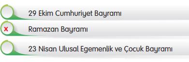 3. Sınıf Türkçe Gizem Yayıncılık Sayfa 96 Ders Kitabı Cevaplar1
