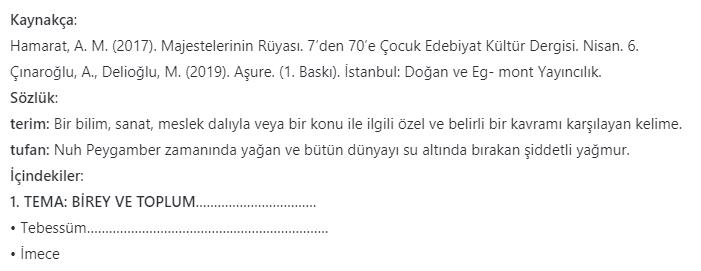 3. Sınıf Türkçe MEB Yayınları Sayfa 10 Çalışma Kitabı Cevapları Yardımcı Kaynak