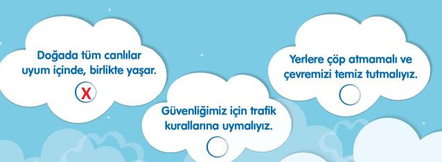 3. Sınıf Türkçe MEB Yayınları Sayfa 16 Çalışma Kitabı Cevapları