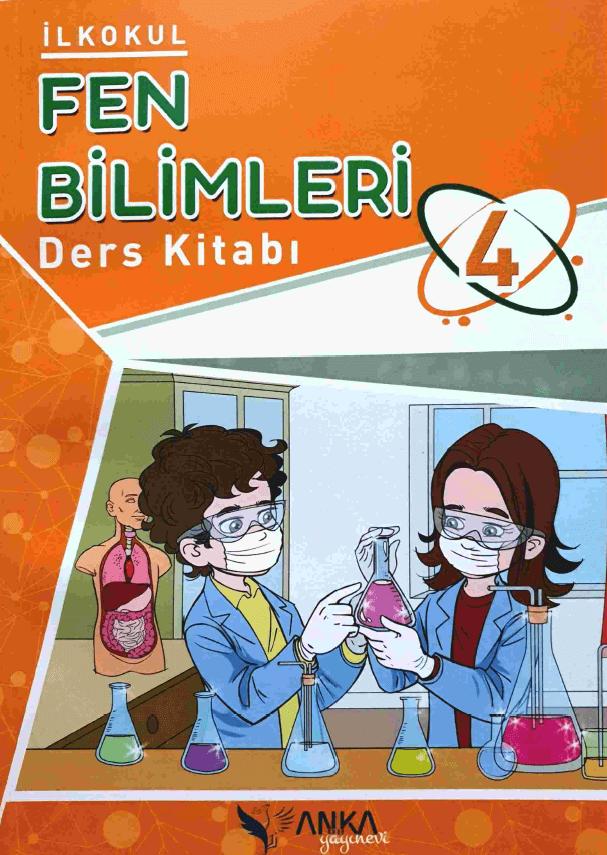 4. Sınıf Fen Bilimleri Ders Kitabı Cevapları Anka Yayınevi