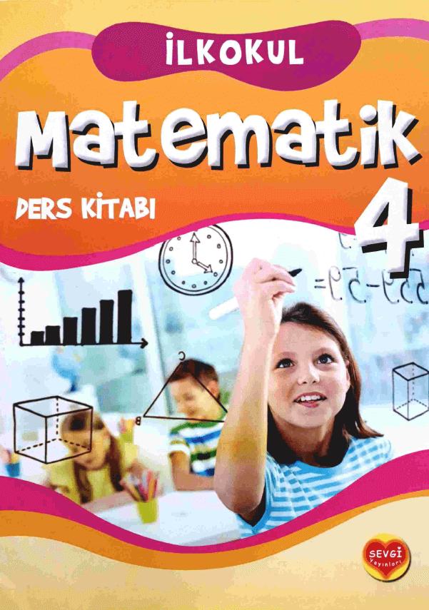 4. Sınıf Matematik Ders Kitabı Cevapları Sevgi Yayınları
