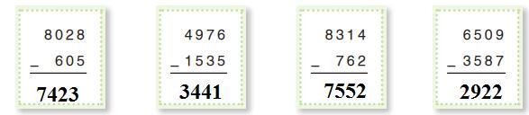 4. Sınıf Matematik Sevgi Yayınları Sayfa 42 Ders Kitabı Cevapları