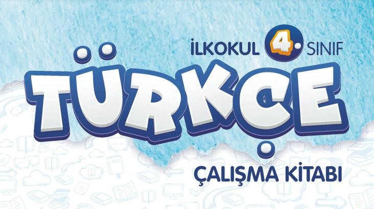 4. Sınıf Türkçe Çalışma Kitabı Cevapları MEB Yayınları