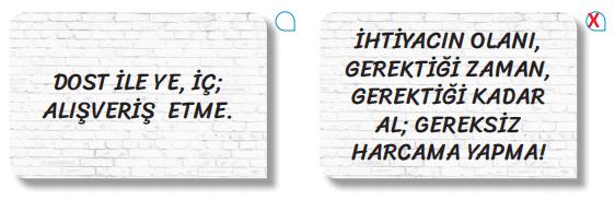 4. Sınıf Türkçe MEB Yayınları Sayfa 13 Çalışma Kitabı Cevapları