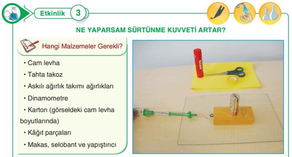 5. Sınıf Fen Bilimleri SDR Dikey Yayınları Sayfa 64 Ders Kitabı Cevapları