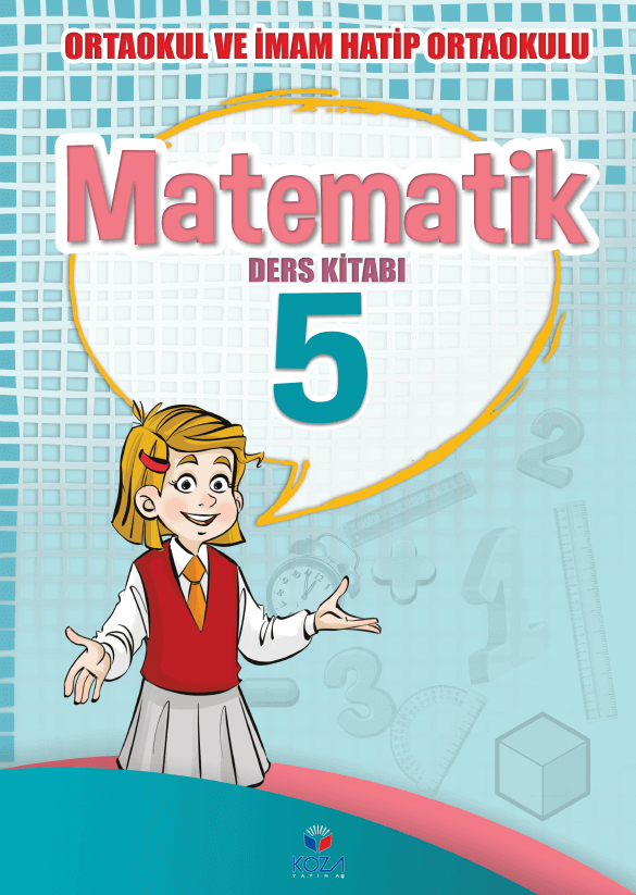 5. Sınıf Matematik Ders Kitabı Cevapları KOZA Yayınları (1)