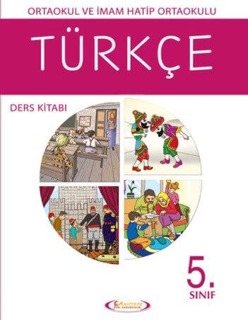 5. Sınıf Türkçe Ders Kitabı Cevapları Anıttepe Yayıncılık