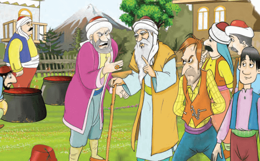6. Sınıf ATA Yayınları Türkçe Ders Kitabı 45-46-47-48-49-50-51-52 Sayfa Cevapları AK SAKALLI BİLGE DEDE