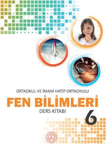 6. Sınıf Fen Bilimleri Ders Kitabı Cevapları MEB Yayınları 2. Kitap