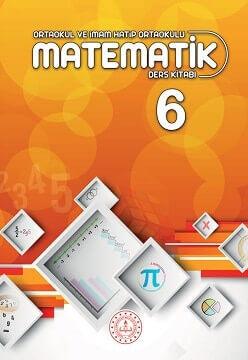 6. Sınıf Matematik Ders Kitabı MEB Yayınları 2. Kitap
