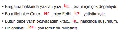 6. Sınıf Türkçe Ders Kitabı ATA Yayınları Sayfa 40 Ders Kitabı Cevapları1