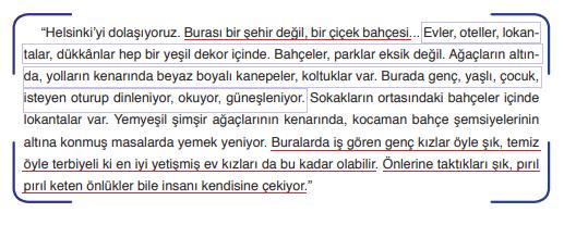 6. Sınıf Türkçe Ders Kitabı ATA Yayınları Sayfa 41 Ders Kitabı Cevapları