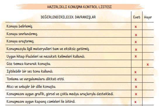 6. Sınıf Türkçe Ders Kitabı ATA Yayınları Sayfa 42 Ders Kitabı Cevapları