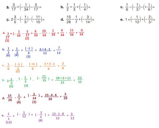 7. Sınıf Matematik Ders Kitabı Berkay Yayıncılık Sayfa 59 Ders Kitabı Cevapları