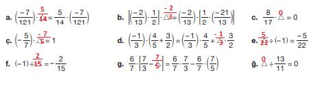 7. Sınıf Matematik Ders Kitabı Berkay Yayıncılık Sayfa 65 Ders Kitabı Cevapları-111