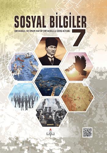 7. Sınıf Sosyal Bilgiler Ders Kitabı Cevapları MEB Yayınları