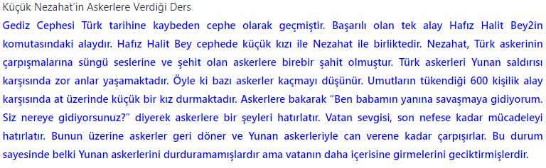 8. Sınıf T.C. İnkılap Tarihi ve Atatürkçülük MEB Yayınları Sayfa 77 Ders Kitabı Cevapları